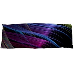 Abstract Satin Body Pillow Case Dakimakura (two Sides)
