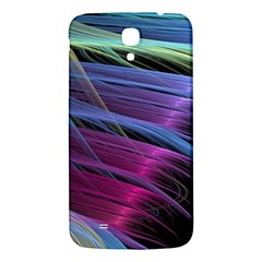 Abstract Satin Samsung Galaxy Mega I9200 Hardshell Back Case