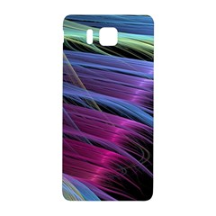 Abstract Satin Samsung Galaxy Alpha Hardshell Back Case