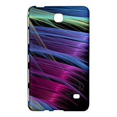 Abstract Satin Samsung Galaxy Tab 4 (7 ) Hardshell Case