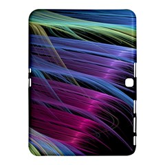 Abstract Satin Samsung Galaxy Tab 4 (10.1 ) Hardshell Case