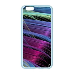 Abstract Satin Apple Seamless iPhone 6/6S Case (Color)