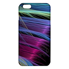 Abstract Satin iPhone 6 Plus/6S Plus TPU Case