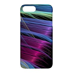 Abstract Satin Apple iPhone 7 Plus Hardshell Case