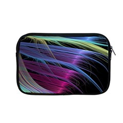 Abstract Satin Apple MacBook Pro 13  Zipper Case