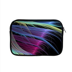 Abstract Satin Apple MacBook Pro 15  Zipper Case