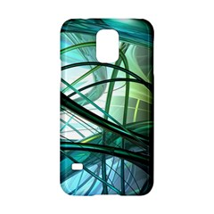 Abstract Samsung Galaxy S5 Hardshell Case