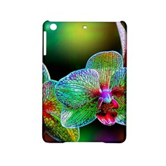Alien Orchids Floral Art Photograph Ipad Mini 2 Hardshell Cases