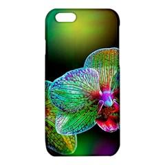 Alien Orchids Floral Art Photograph iPhone 6/6S TPU Case