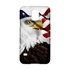 American Eagle Flag Sticker Symbol Of The Americans Samsung Galaxy S5 Hardshell Case