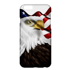 American Eagle Flag Sticker Symbol Of The Americans Apple Iphone 6 Plus/6s Plus Hardshell Case