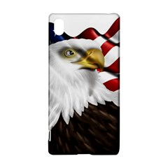 American Eagle Flag Sticker Symbol Of The Americans Sony Xperia Z3+