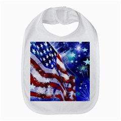 American Flag Red White Blue Fireworks Stars Independence Day Amazon Fire Phone