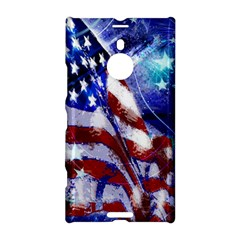 American Flag Red White Blue Fireworks Stars Independence Day Nokia Lumia 1520