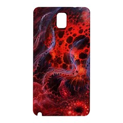 Art Space Abstract Red Line Samsung Galaxy Note 3 N9005 Hardshell Back Case