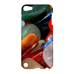 Beautiful Stones In Different Colors Colorful Apple Ipod Touch 5 Hardshell Case