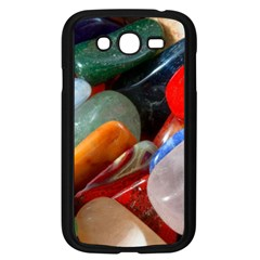 Beautiful Stones In Different Colors Colorful Samsung Galaxy Grand Duos I9082 Case (black)