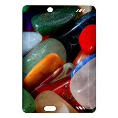 Beautiful Stones In Different Colors Colorful Amazon Kindle Fire Hd (2013) Hardshell Case