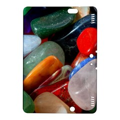 Beautiful Stones In Different Colors Colorful Kindle Fire Hdx 8 9  Hardshell Case