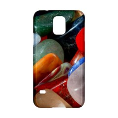 Beautiful Stones In Different Colors Colorful Samsung Galaxy S5 Hardshell Case