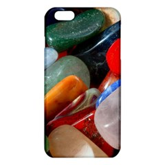 Beautiful Stones In Different Colors Colorful iPhone 6 Plus/6S Plus TPU Case