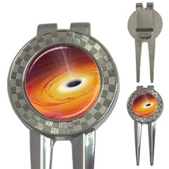 Black Hole 3 In 1 Golf Divots
