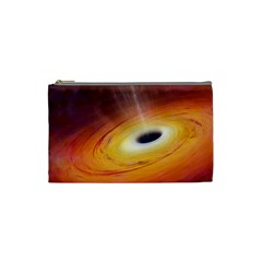 Black Hole Cosmetic Bag (small)
