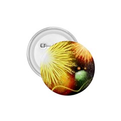 Celebration Colorful Fireworks Beautiful 1 75  Buttons
