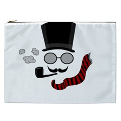 Invisible Man Cosmetic Bag (xxl)