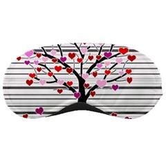 Love Tree Sleeping Masks