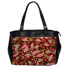 Pizza pattern Office Handbags