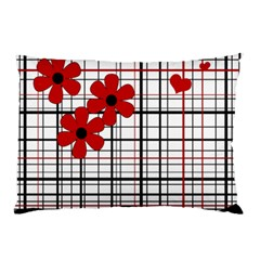 Cute floral desing Pillow Case