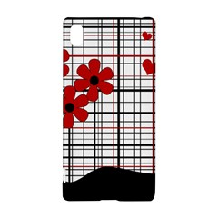 Cute floral desing Sony Xperia Z3+