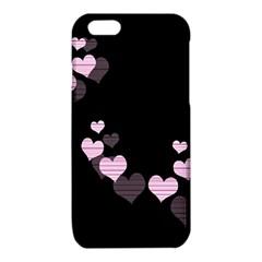 Pink harts design iPhone 6/6S TPU Case