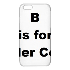 B Is For Border Collie iPhone 6/6S TPU Case