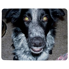 Border Collie 2 Jigsaw Puzzle Photo Stand (Rectangular)