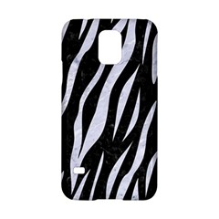 Skin3 Black Marble & White Marble Samsung Galaxy S5 Hardshell Case