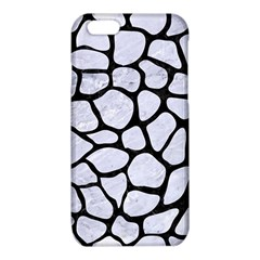 SKN1 BK-WH MARBLE iPhone 6/6S TPU Case