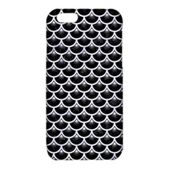 SCA3 BK-WH MARBLE iPhone 6/6S TPU Case
