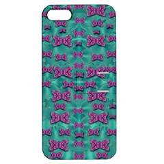 Peace And Freedom Over The Sea Of Softness Apple Iphone 5 Hardshell Case With Stand