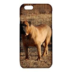 Bullmastiff Full iPhone 6/6S TPU Case