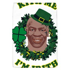Kith Me I m Irith, Mike Tyson St Patrick s Day Design Flap Covers (l)