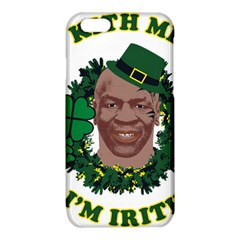 Kith Me I m Irith, Mike Tyson St Patrick s Day Design iPhone 6/6S TPU Case