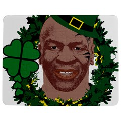 Kith Me I m Irith, Mike Tyson St Patrick s Day Design Jigsaw Puzzle Photo Stand (Rectangular)