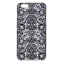 DMS2 BK-WH MARBLE (R) iPhone 6 Plus/6S Plus TPU Case