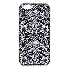 DMS2 BK-WH MARBLE iPhone 6/6S TPU Case