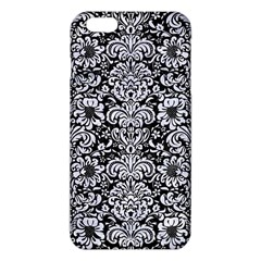 Damask2 Black Marble & White Marble Iphone 6 Plus/6s Plus Tpu Case