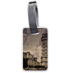 Chittorgarh Luggage Tags (one Side)