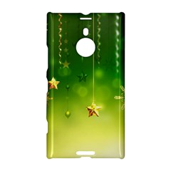 Christmas Green Background Stars Snowflakes Decorative Ornaments Pictures Nokia Lumia 1520