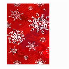 Christmas Pattern Large Garden Flag (two Sides)